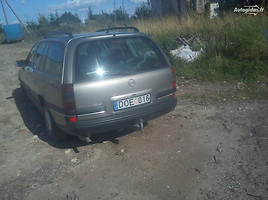 Opel Omega B 2.0 100kw ecotek, 1997m.