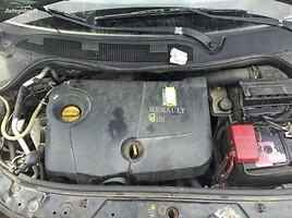 Renault Megane II, 2005y.