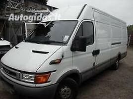 Iveco 35-12  Daily HDI Krovininis mikroautobusas