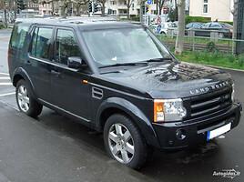 Land-Rover Discovery III  Visureigis