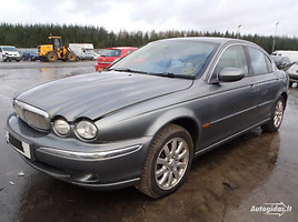 Jaguar X-Type, 2003m.
