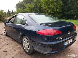 Peugeot 607, 2004m.