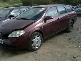 Nissan Primera P12, 2003m.