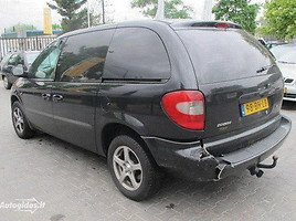 Chrysler Voyager III, 2003г.