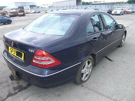 Mercedes-Benz C 270 W203, 2002y.