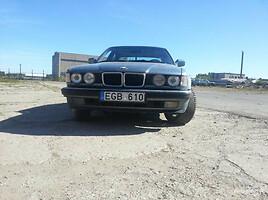 BMW 750 E32  Sedanas