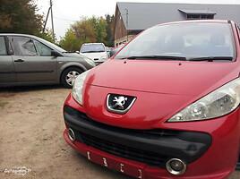 Peugeot 207, 2006y.