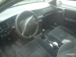 Opel Vectra B 2.5 v6, 2001m.