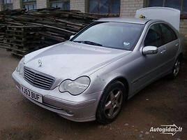 Mercedes-Benz C 220 W203, 2002y.