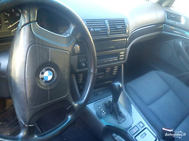 BMW 523 E39 europinis komplektas, 1999m.