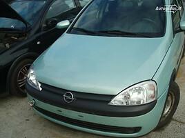Opel Corsa C automatas europa iš , 2002m.