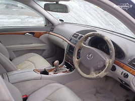 Mercedes-Benz E 270 W211, 2003m.