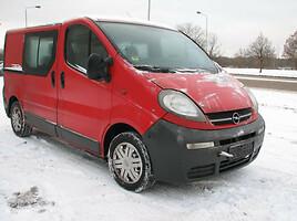 Opel Vivaro   Keleivinis mikroautobusas