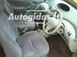 Toyota Yaris I, 2001y.