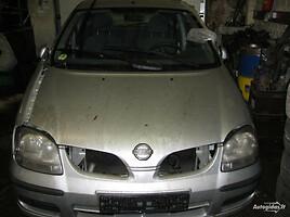 Nissan Almera Tino   Hečbekas