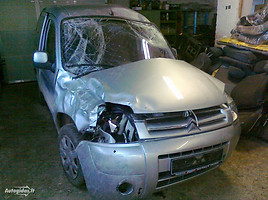 Citroen Berlingo I 1.6HDI, 2008m.
