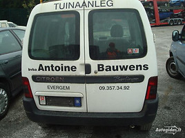 Citroen Berlingo I, 2004y.