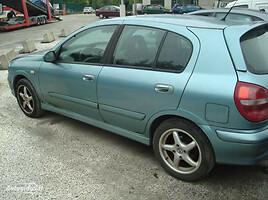 Nissan Almera N16 Europa, 2002m.