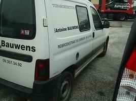 Peugeot Partner I iš vokietijos, 2004m.