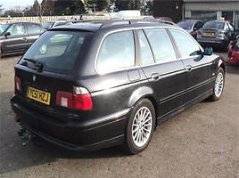 BMW 530 E39, 2001m.