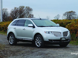 Lincoln MKX   Visureigis