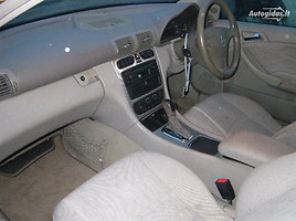 Mercedes-Benz C 220 W203, 2002m.