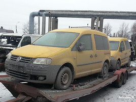 Volkswagen Caddy 1.9SDI /51kw, 2006m.