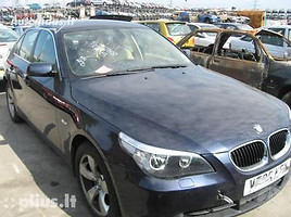 BMW 530 E60, 2005m.