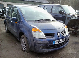 Renault Modus, 2006m.