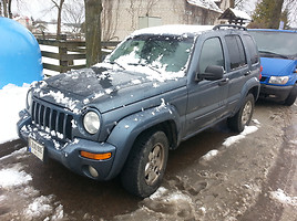 Jeep Cherokee II Limited