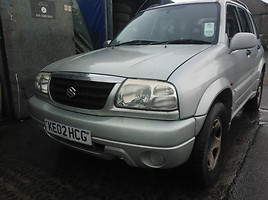 Suzuki Grand Vitara I