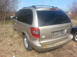 Dodge Caravan III, 2002г.