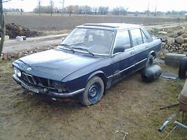 BMW 520 E28, 1986m.
