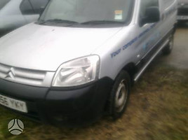 Peugeot Partner, 2006m.