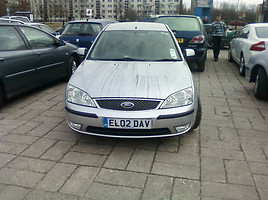 Ford Mondeo, 2004m.