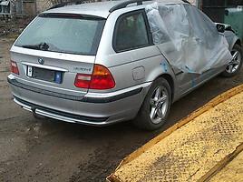 BMW 320, 2000m.