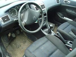 Peugeot 307 I Europa, 2004m.