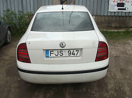 Skoda Superb I 74kw, 2005y.