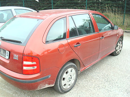 Skoda Fabia I variklis AWY, 2004m.