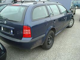 Skoda Octavia I 81KW Europa, 2001m.