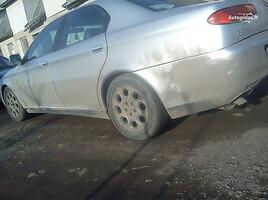 Alfa-Romeo 166 2.4 jtd 6 begiu, 2000m.