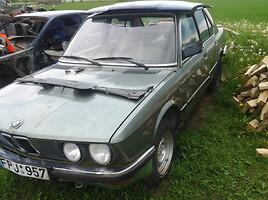BMW 524 E28 el. langai, 1984m.