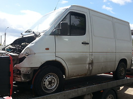Mercedes-Benz Sprinter CDI / 60kw, 2001m.
