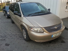 Chrysler Town & Country II Limited