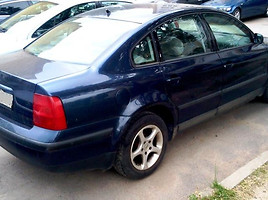 Volkswagen Passat B5, 1998y.