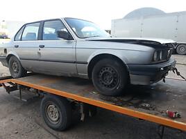 BMW 324 E30 TD Sedanas