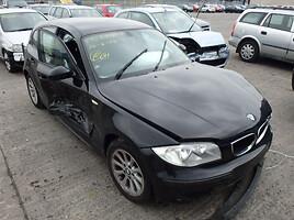 BMW 116 E87  Hečbekas