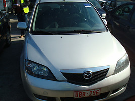 Mazda 2 I HDI EUROPA Hečbekas