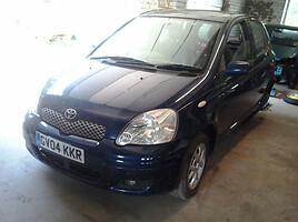 Toyota Yaris I, 2004m.