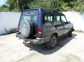 Land-Rover Discovery I